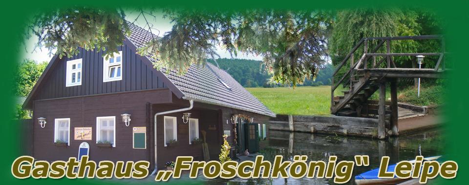 Gasthaus zum Froschkönig