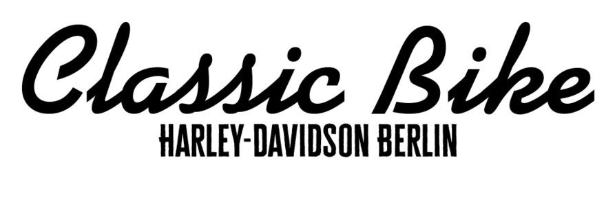 Classic Bike - Harley-Davidson Berlin
