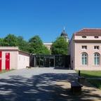 """Bild von Café """"Caroline"""" im Besucherzentrum am Neuen Palais"""