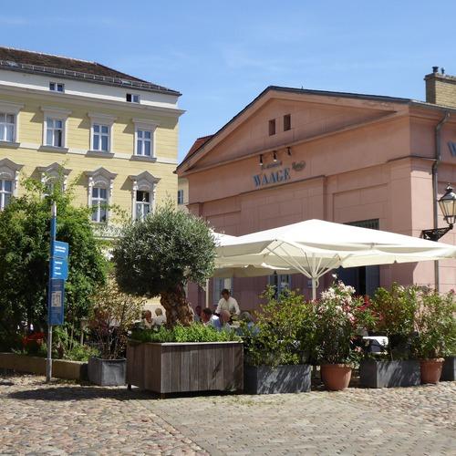 """Bild von Restaurant """"Waage"""""""