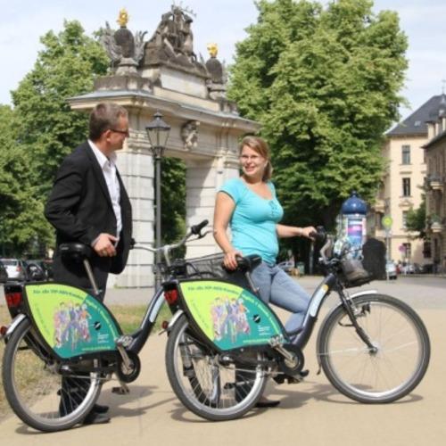 Bild von Fahrradverleihsystem nextbike Potsdam