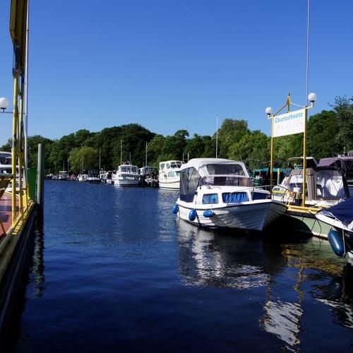 Bild von Yachthafen Potsdam