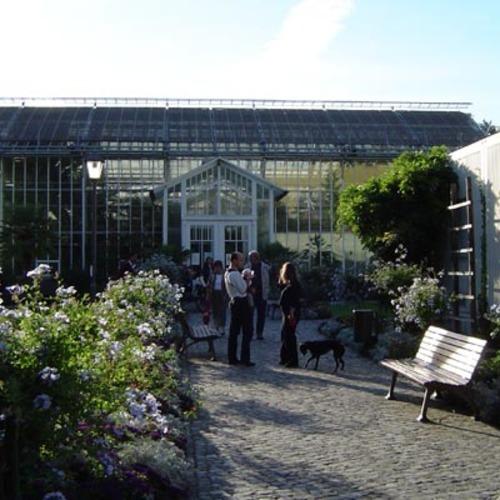 Bild von Botanischer Garten der Universität Potsdam
