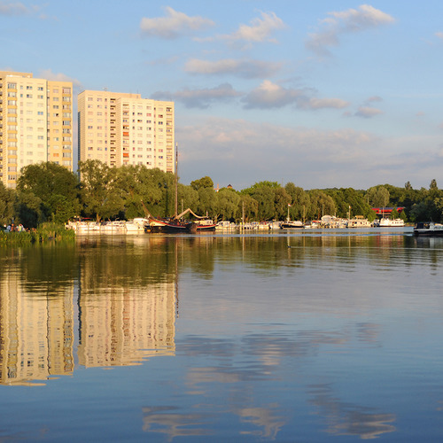 Bild von Yachthafen Neustädter Havelbucht