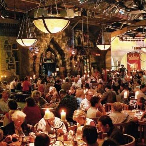 """Bild von Restaurant """"Prinz Eisenherz"""" im Filmpark Babelsberg"""