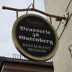 """Bild von Restaurant """"Brasserie zu Gutenberg"""""""