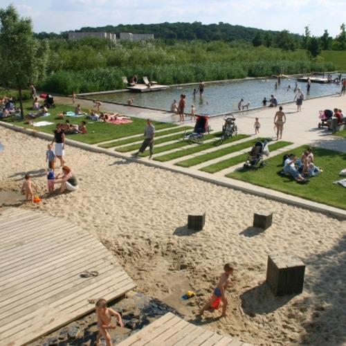 Bild von Volkspark Potsdam auf dem ehemaligen BUGA-Gelände