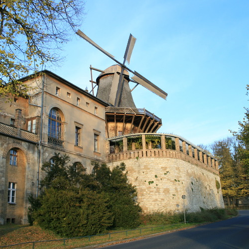 Bild von Historische Mühle von Sanssouci