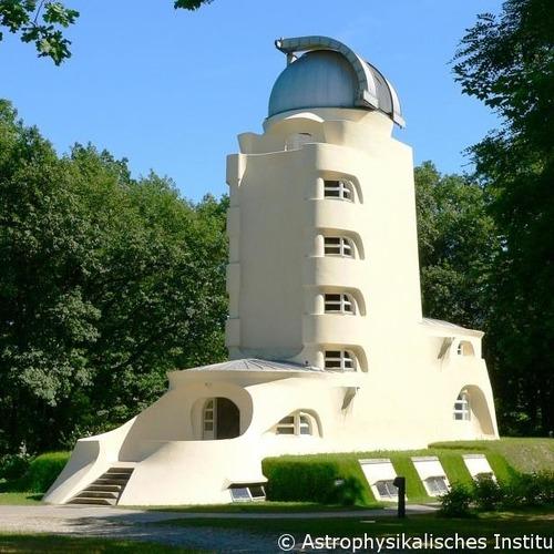 Bild von Einsteinturm auf dem Telegrafenberg