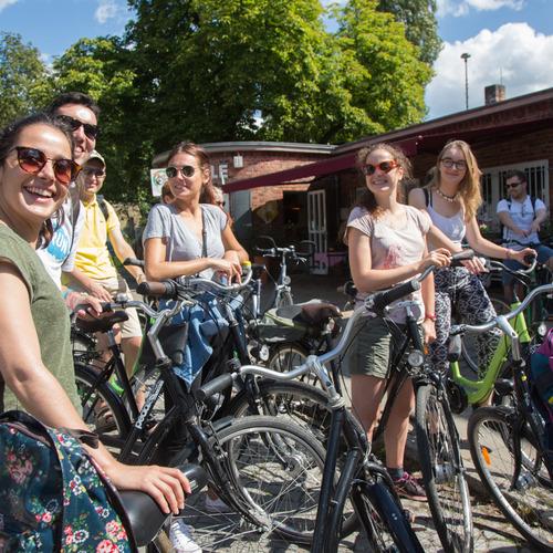 Bild von pedales - Rad- und Paddelstation im Bahnhof Griebnitzsee