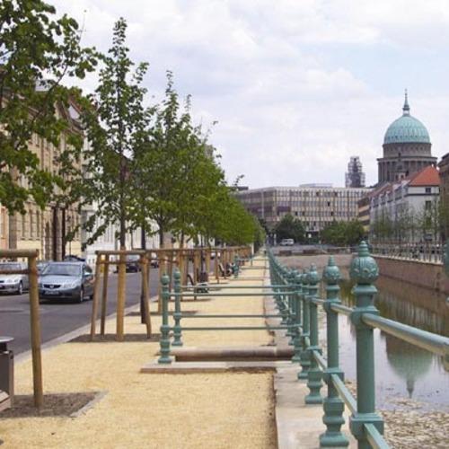 Bild von Stadtkanal