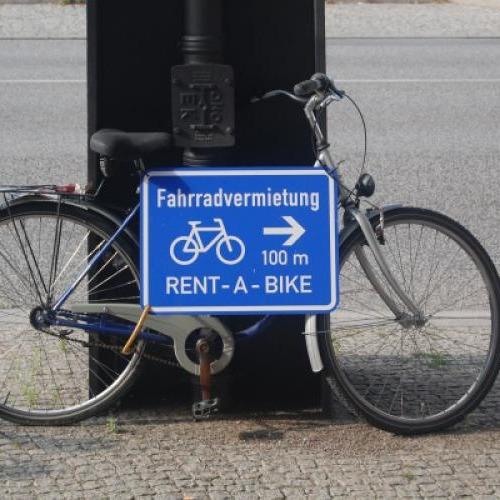 Bild von Cityrad-Rebhan / Fahrradvermietung und Pannenservice