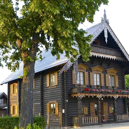 Bild von Russisches Restaurant in der Kolonie Alexandrowka