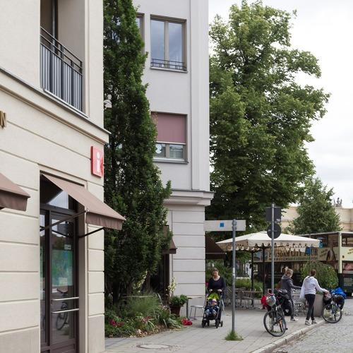 Bild von Tourist Information Am Luisenplatz