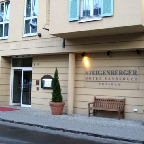 Bild von Restaurant im Steigenberger Hotel Sanssouci