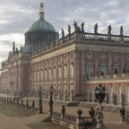 Bild von Neues Palais im Park Sanssouci