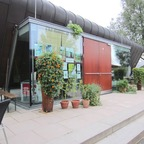Bild von Das Haus im Park - Café am Wasserspielplatz