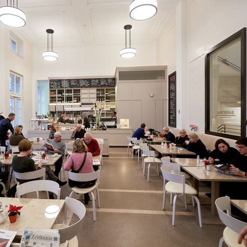 Bild von Café & Restaurant Barberini